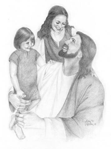 Jesus said,